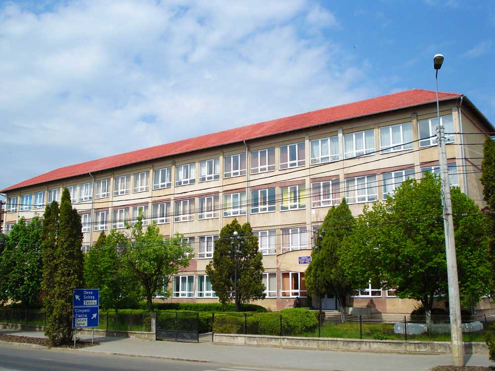 Liceul Dorin Pavel Alba Iulia